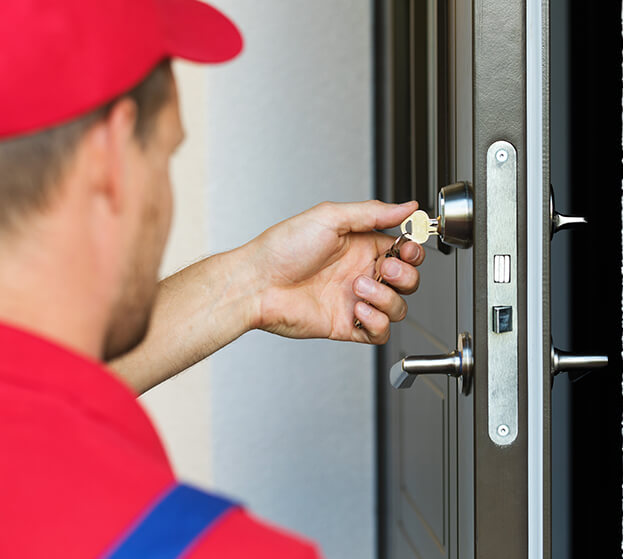 Cooper Locksmith Decatur Residential lockout service